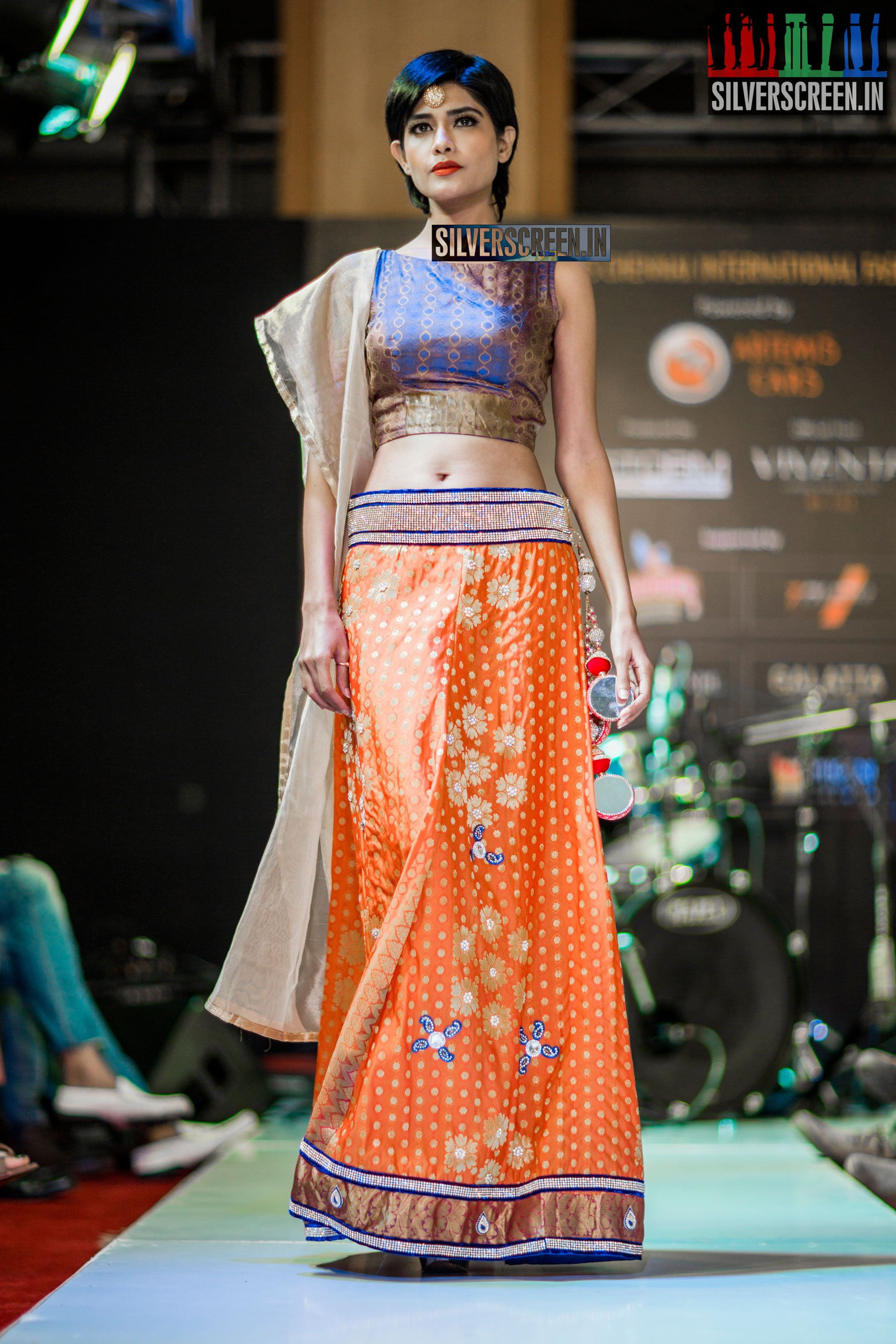 Chennai International Fashion Week 2015 HQ Photos