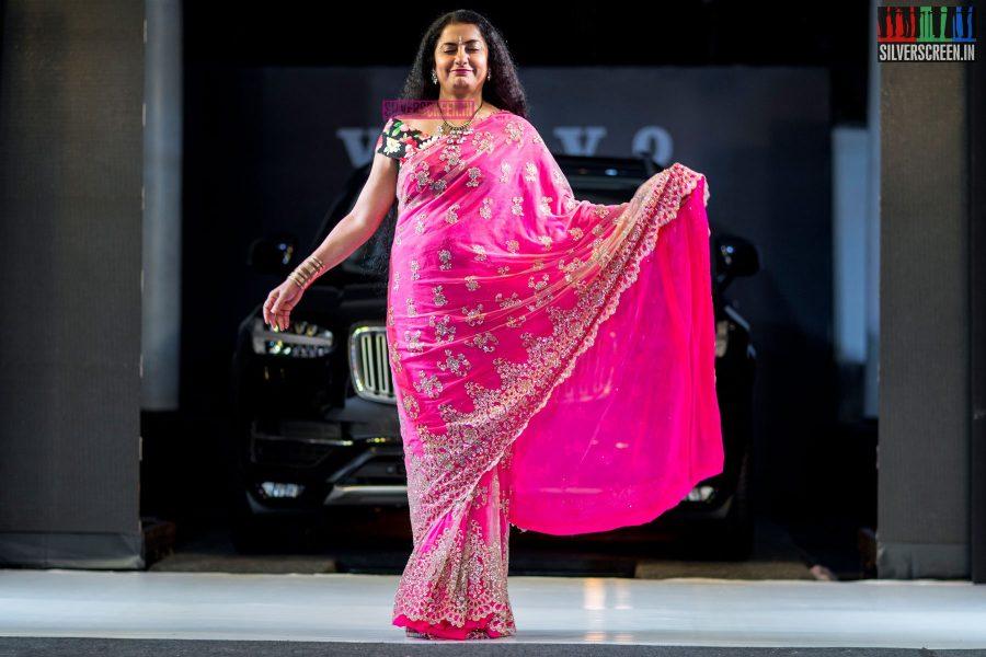 at Chennai International Fashion Week 2015 - Day 3