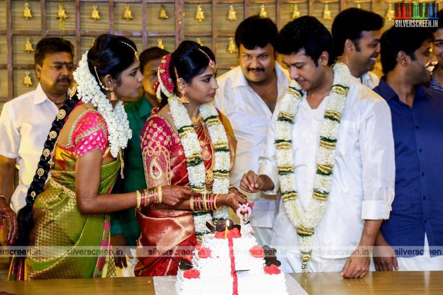 Feroz - Vijayalakshmi Wedding Photos