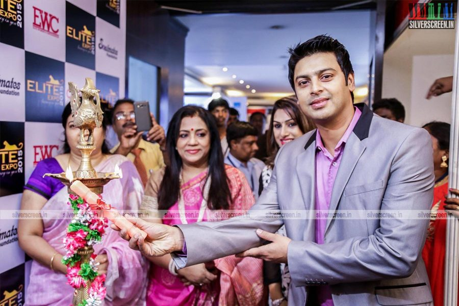 Inauguration of Elite Luxury Expo 2015