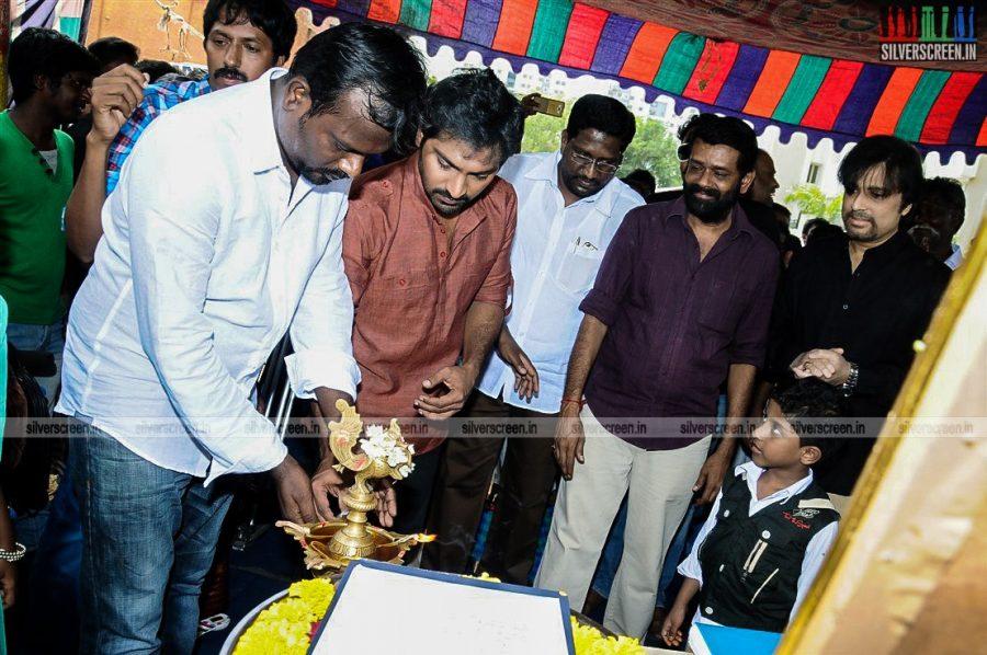 Jindhaa Movie Launch Photos