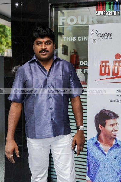 Kathukutti Movie Special Screening for Bharathiraja