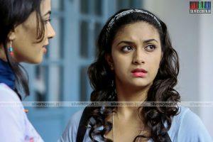 Actress Keerthi Suresh in Idhu Enna Maayam Movie Stills