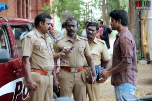 Actor Kathir in Kirumi Movie Working Stills