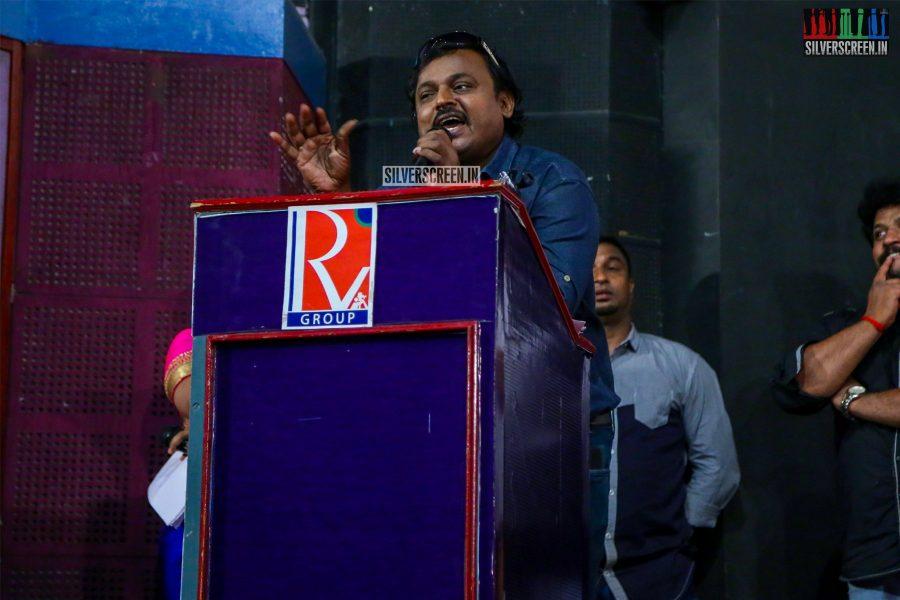 Kutram Nadanthathu Enna Audio Launch Photos