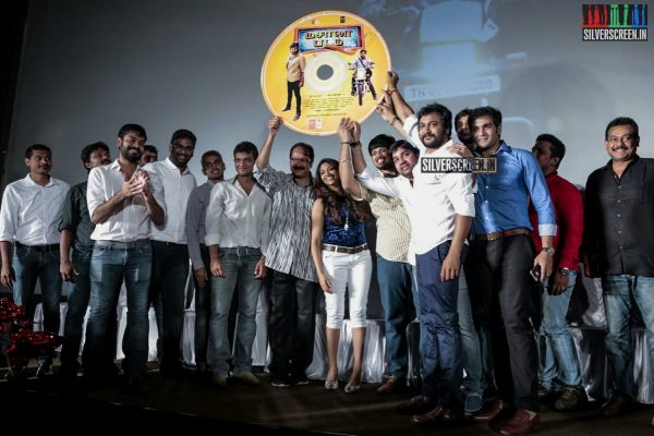 at Masala Padam Audio & Trailer Launch