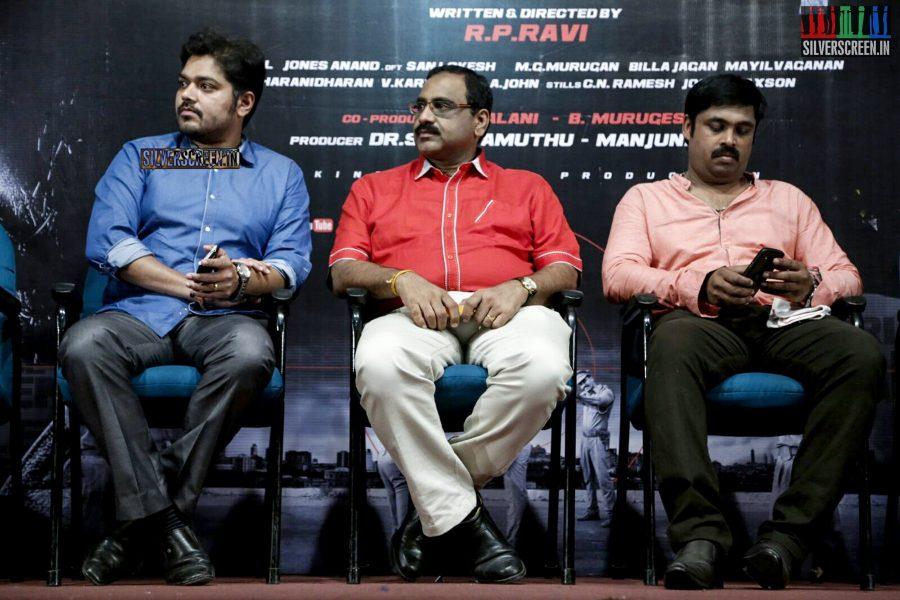 Tharkappu Press Meet Photos