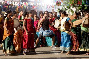 STR in Vaalu Movie Stills