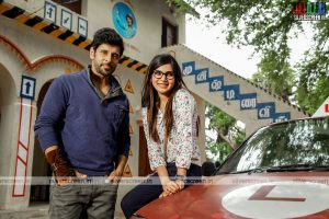 Vikram and Samantha in 10 Enradhukulla Movie Stills