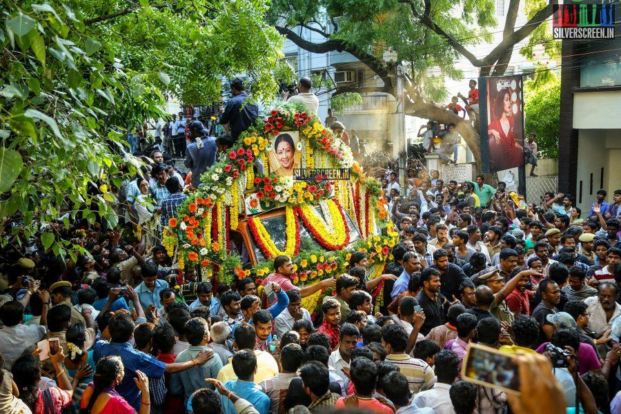 Celebrities Pay Homage to Manorama