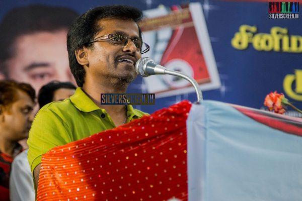 Kamal Haasan at Cinema Journalist Association Event