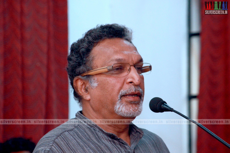 Actor Nasser at Loyola College Film Fest Closing Ceremony Stills