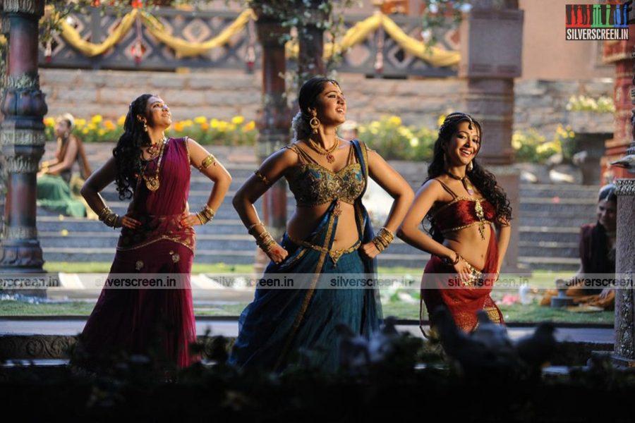 Rudramadevi Movie Stills