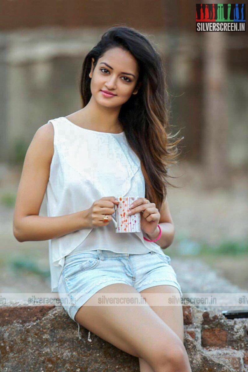 Shanvi Srivastava Photoshoot Stills Silverscreenin