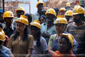 Actress Rupa Manjari in Sivappu Movie Stills