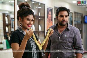 Oviya and Shiva in 144 Movie Stills