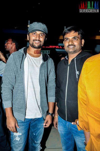 at Cheekati Rajyam Movie Premiere