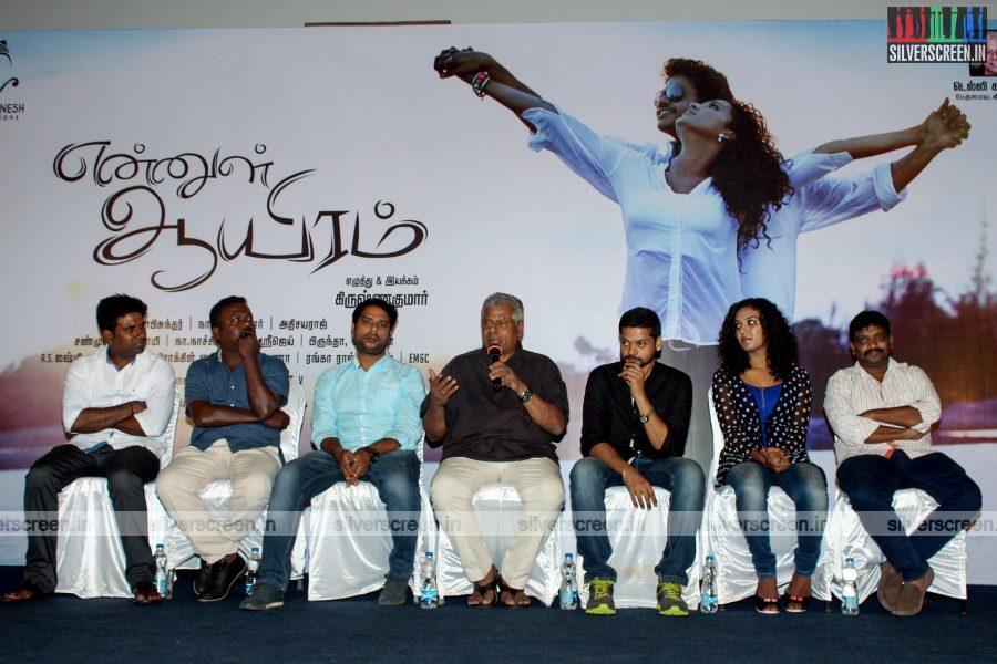 at Ennul Aayiram Press Meet