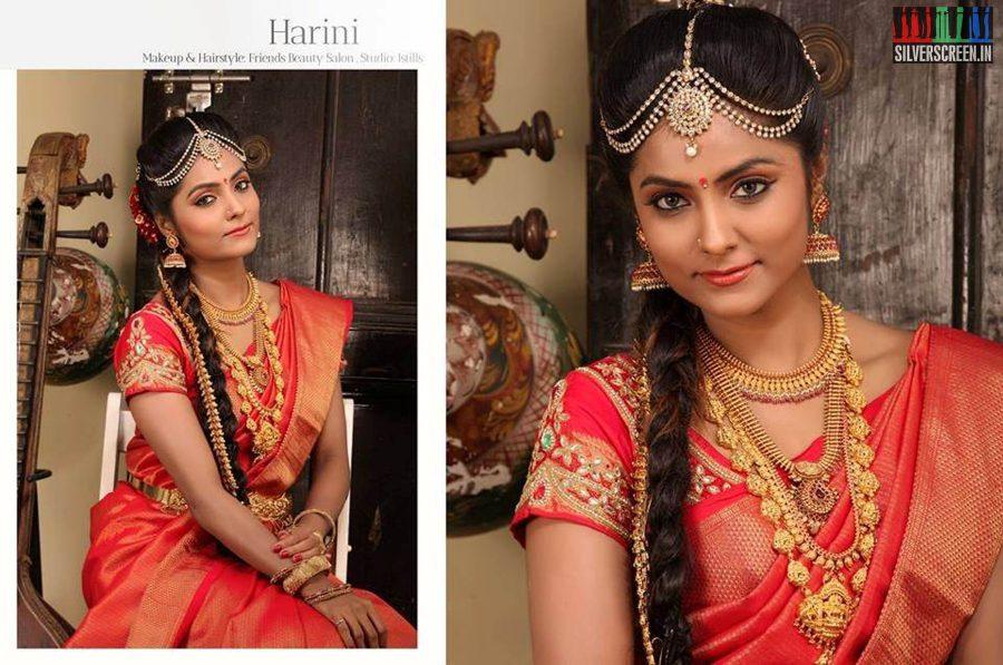 Harini Photoshoot Sills