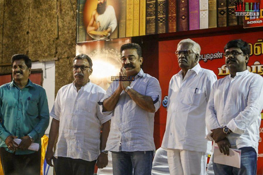 Kamal Haasan Birthday Celebration Photos