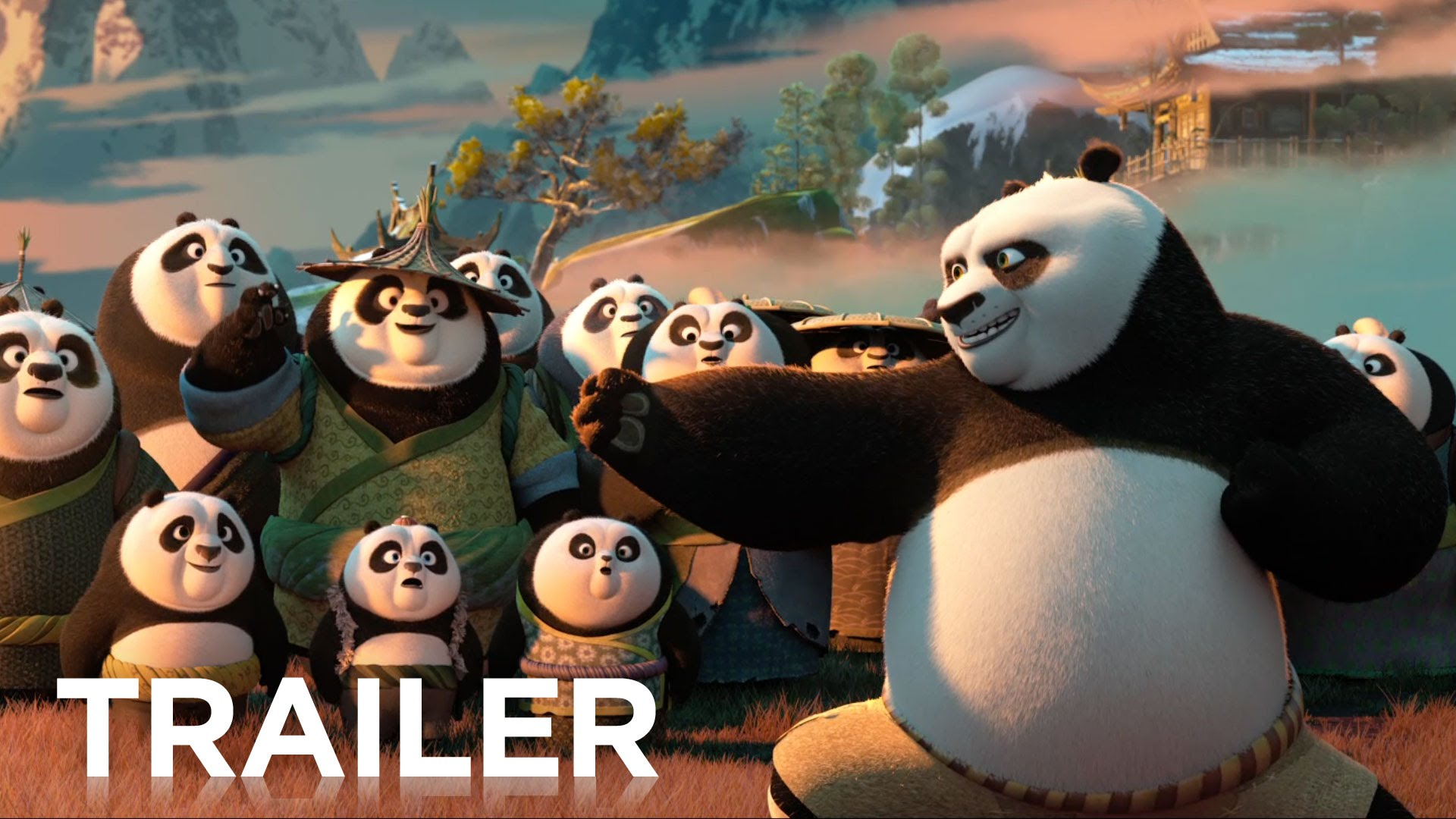 'Kung Fu Panda 3' Review: Po Is Back And Better Than Ever