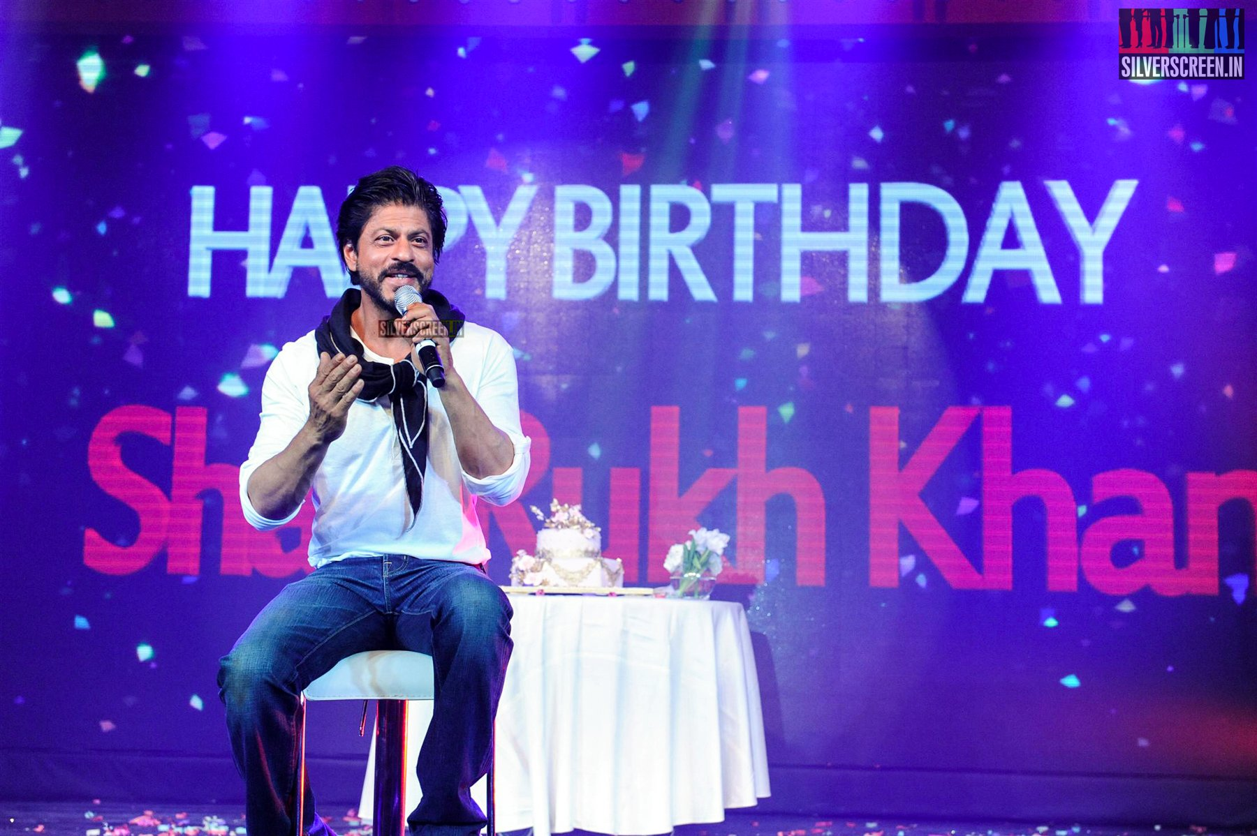 Shahrukh Khan 50th Bir...