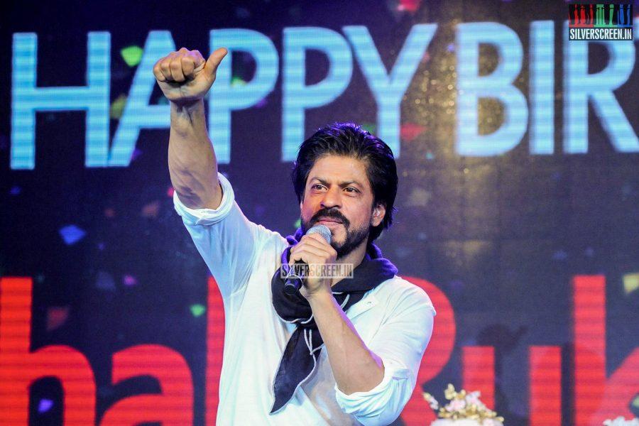 Shahrukh Khan 50th Birthday Celebration Photos