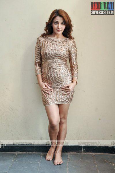 Sonia Mann at Dr Chakravarthy Movie Launch