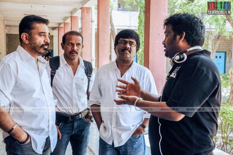 Thoongavanam Movie Stills