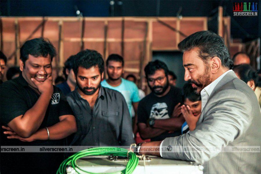 Thoongaavanam Movie Stills