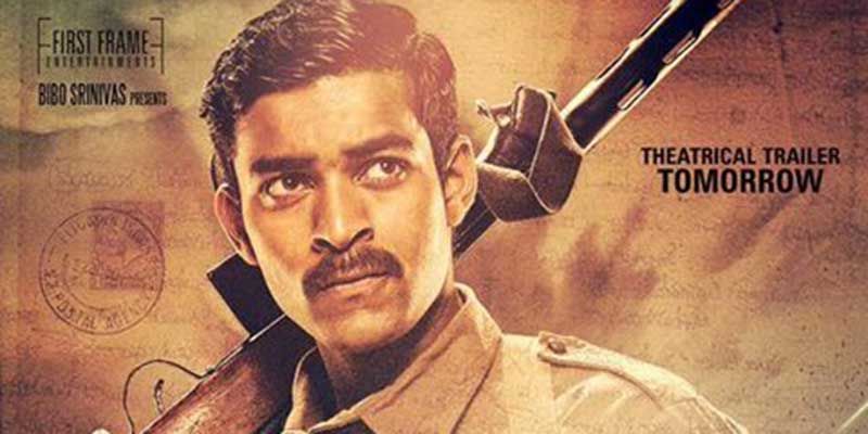 Varun-Tejs-Kanche-Movie-Posters