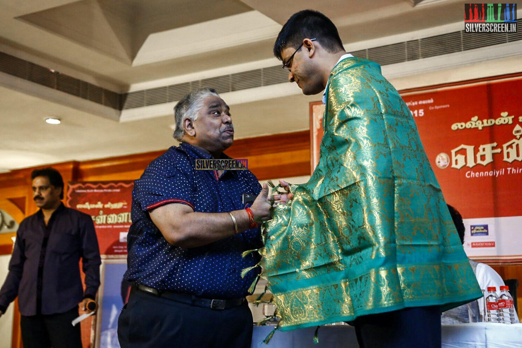 chennaiyil thiruvaiyaru 2015 press meet the