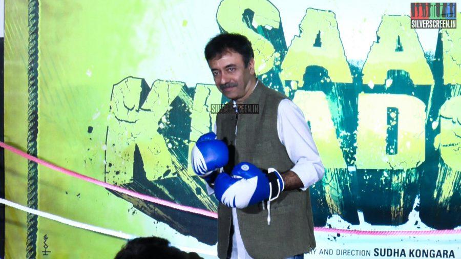 Saala Khadoos Trailer Launch Photos