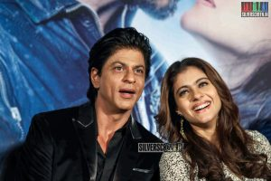 Shahrukh Khan & Kajol at Dilwale Gerua Song Launch