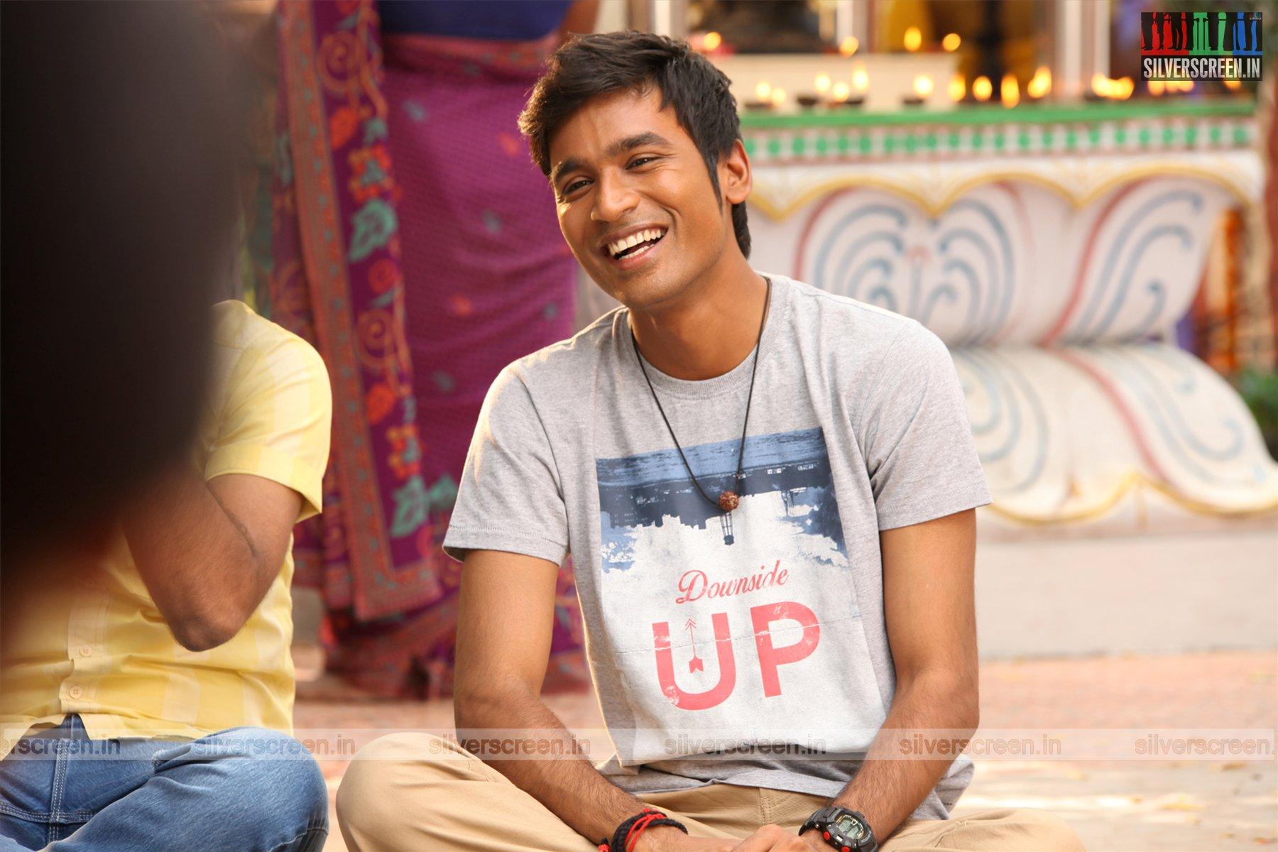 Dhanush in Thanga Magan Movie Stills