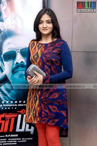 Tharkappu Movie Premiere Photos