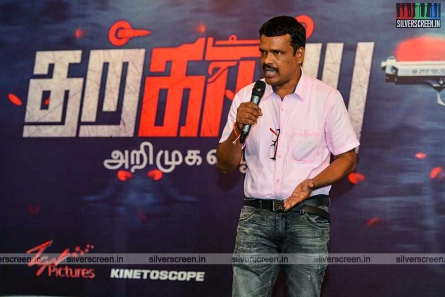Tharkappu Trailer Launch at Malaysia