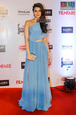 Celebrities at Filmfare Awards 2016 – Silverscreen in