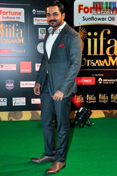Celebrities at IIFA Utsavam Awards 2016 - Day 1