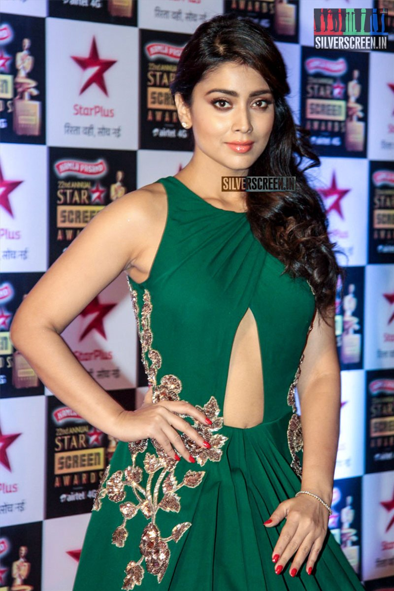 Reviews >> Celebrities at Star Screen Awards Red Carpet | Silverscreen.in