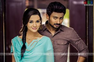 Udhayanidhi Stalin and Amy Jackson in Gethu Movie Stills