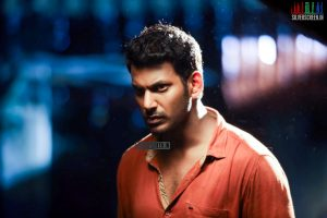 Vishal in Kathakali Movie Stills