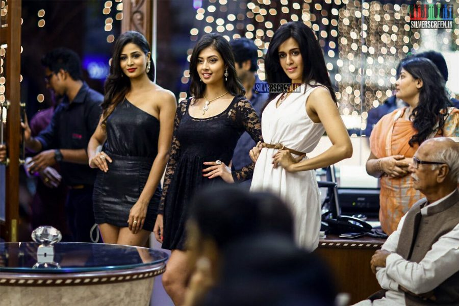 Launch of JJ Diamonds Scintillating Collections