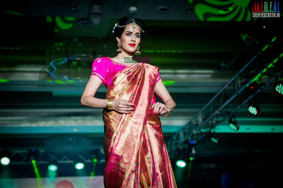 Unveils Palam Silks - Concept Silk Sarees Collections for 2016