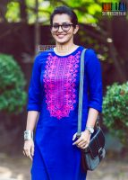 Parvathi Menon HQ Photos from Bangalore Naatkal Teaser Launch Press Meet