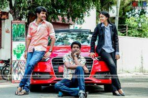 Keerthi Suresh and Sivakarthikeyan in Rajini Murugan Movie Stills
