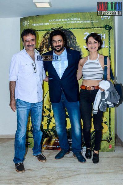 at Saala Khadoos Movie Premiere