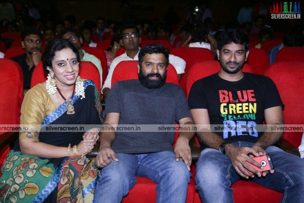 Unakkul Naan Audio Launch Photos