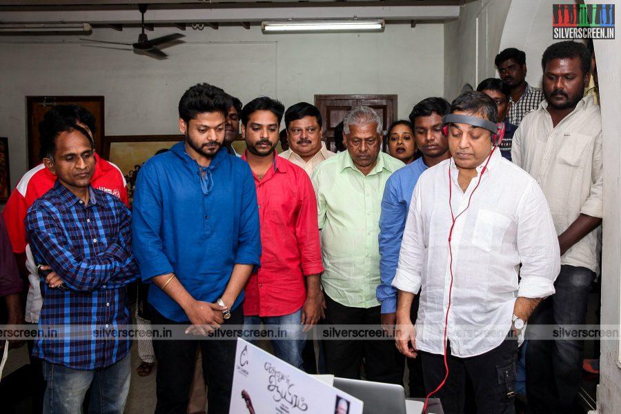 Ennul Aayiram Audio Launch Photos