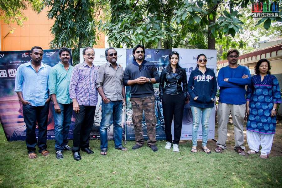 Irudhi Suttru Thanks Giving Meet Photos